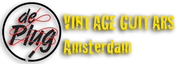 de Plug Vintage Guitars A'dam