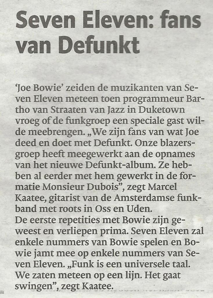 BD 21-5-2015 Seven Eleven fans van Joe Bowie