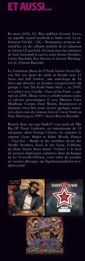 Funk-U Magazine Et Aussi
