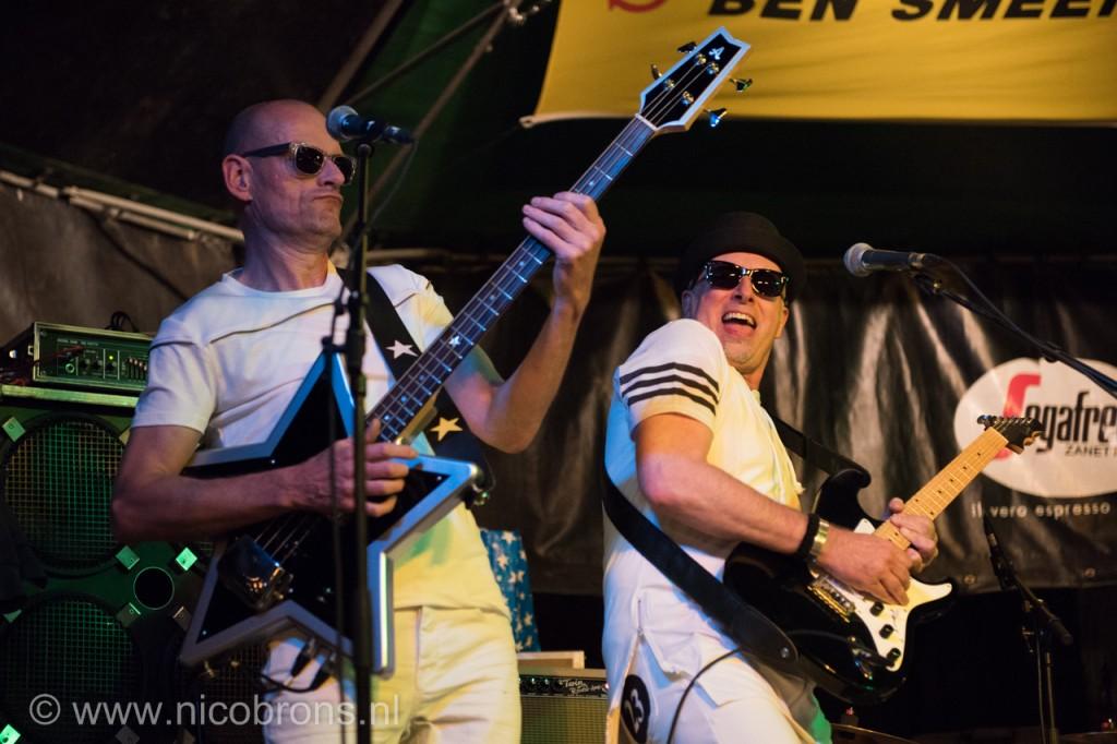 Seven Eleven @ Amersfoort Jazz 2015