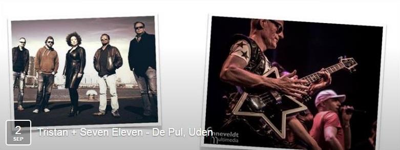 Tristan en Seven Eleven in De Pul