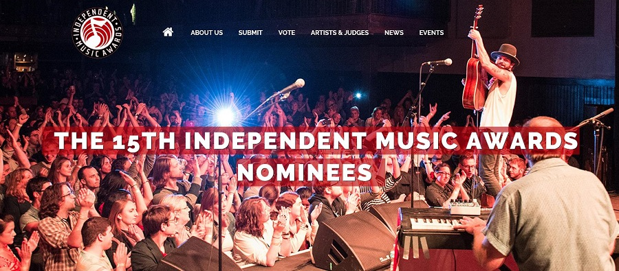 The 15th independent music awards nominees