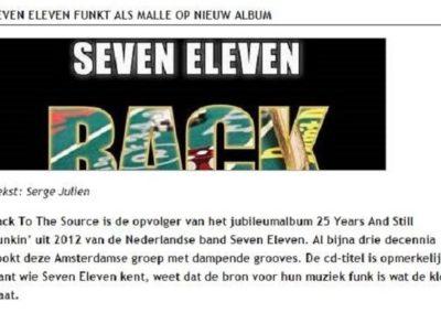 Seven-Eleven-funkt-als-malle-op-nieuw-album-Cultuurpodium-Online